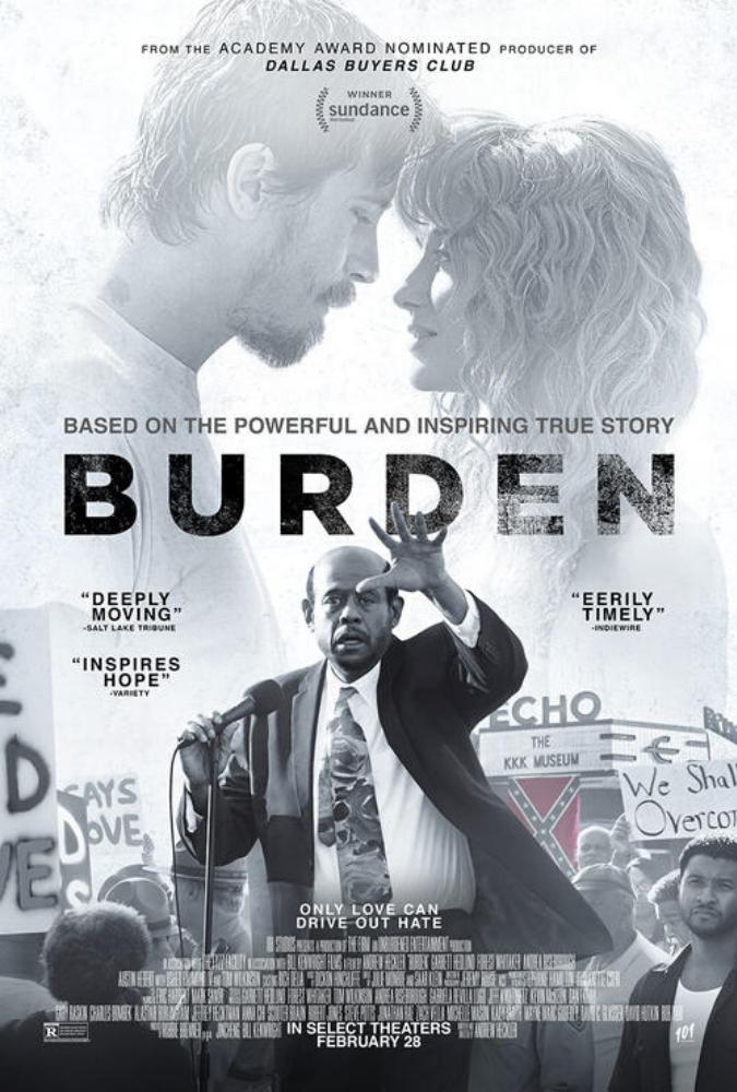 Burden Movie Poster
